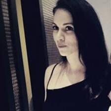 Profil utilisateur de Taciane Ortega