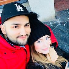 Mohsen & Daniela Kullanıcı Profili