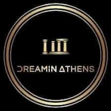 Användarprofil för DreamIn Athens
