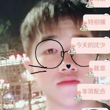 梓晗 felhasználói profilja
