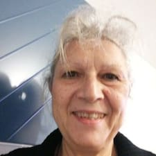 Marlène felhasználói profilja