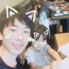 Perfil do utilizador de 将太