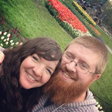 Aaron & Ginny Brugerprofil