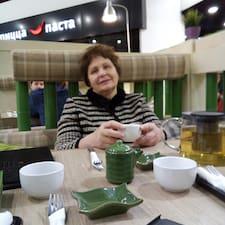 Людмила的用戶個人資料