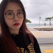 Gebruikersprofiel Jingjing