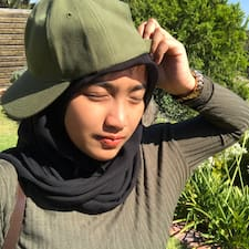 Profilo utente di Amira