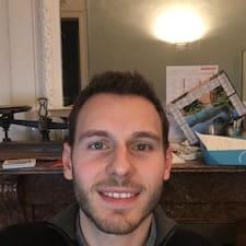 Profil utilisateur de Maxime