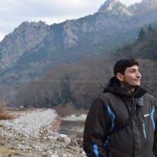 Profil utilisateur de Κοσμάς