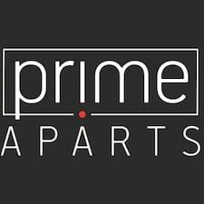 Prime Aparts Prague Brugerprofil
