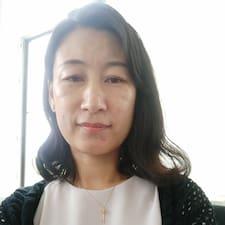 丽波 felhasználói profilja