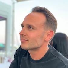 Profil uporabnika Arnaud
