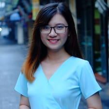 Trang的用戶個人資料