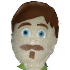 Fred felhasználói profilja