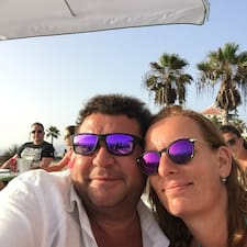 Profilo utente di Emmanuel & Marie Laure