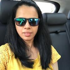 Profil Pengguna Manjula