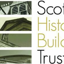 Scottish Historic Buildings Trust User Profile