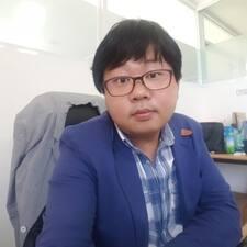Профиль пользователя Jongwoon
