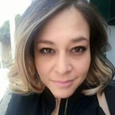 Henkilön Mónica käyttäjäprofiili