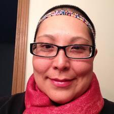 Freida felhasználói profilja