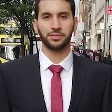 Radhwan User Profile