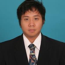 Profil Pengguna Ilham