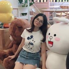 Henkilön Xie käyttäjäprofiili