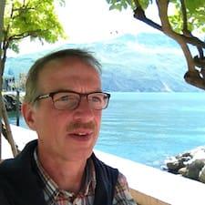 Thomas Brukerprofil