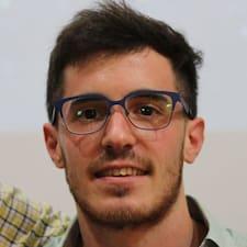 Gebruikersprofiel Eduardo Mario