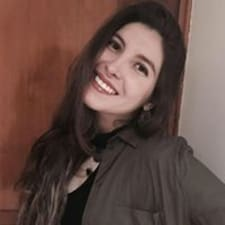 Gala Valentina felhasználói profilja