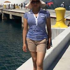 María Teresa User Profile