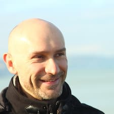 Nutzerprofil von Stéphane