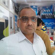 Perfil do utilizador de Ramachandra Irappa