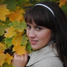 Evgeniia Brukerprofil