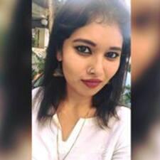 Aabha felhasználói profilja