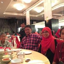 Siti Zubaidah User Profile