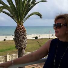 Mª Del Rosario felhasználói profilja