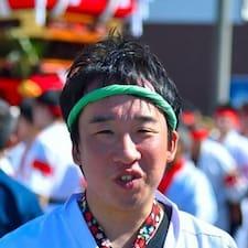 Profil utilisateur de 剛志