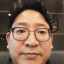 Användarprofil för Junghoon