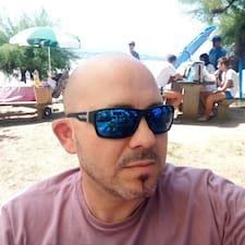 Jose Antonio Brugerprofil