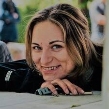 Kristīne felhasználói profilja