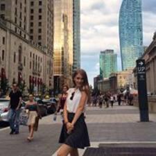 Anastasiia Kullanıcı Profili