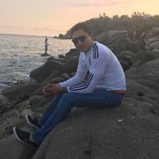 Roel felhasználói profilja