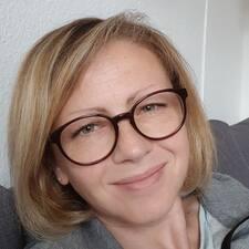 Armilda felhasználói profilja