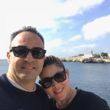 Profil korisnika Diany & Alfonso