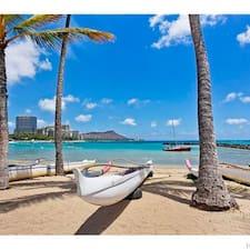 Hawaiian Paradise User Profile
