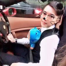 Profil utilisateur de Ganqi