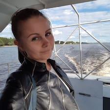 โพรไฟล์ผู้ใช้ Elizaveta