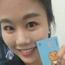 Perfil do utilizador de 지현