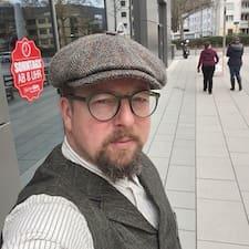 Matthias felhasználói profilja