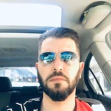 Stelios User Profile
